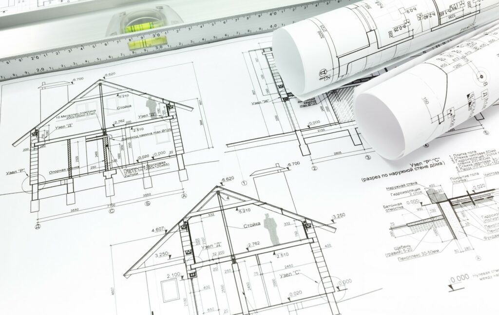 Planning permission on land