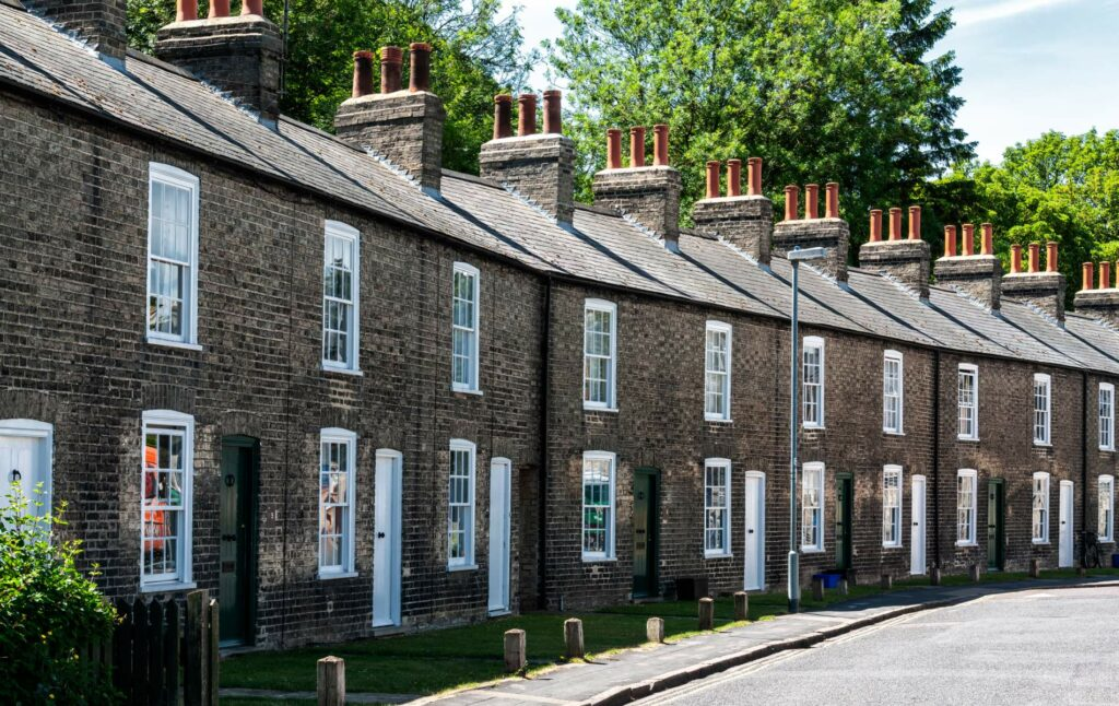 Period property Cambridge