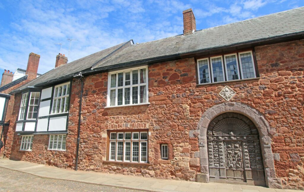 Finding a home in Exeter