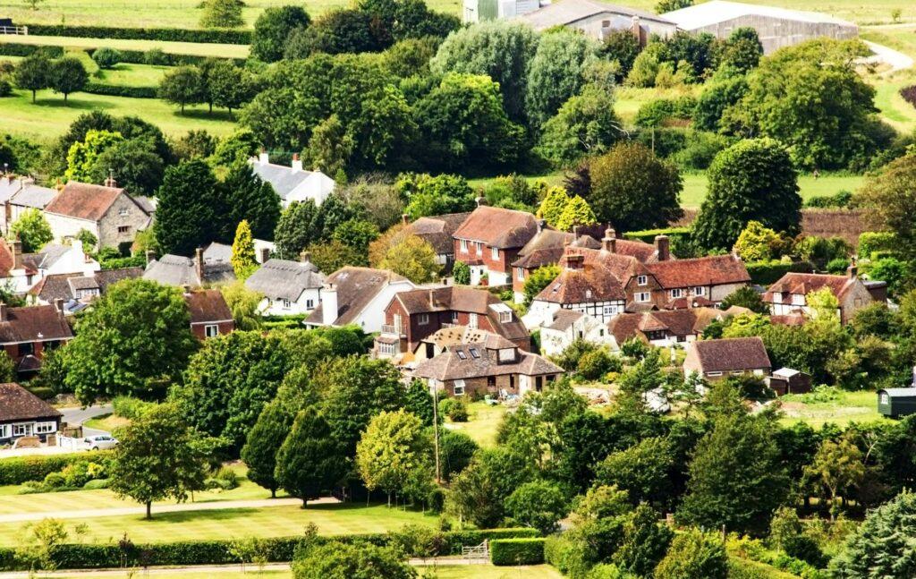 West Sussex Villages