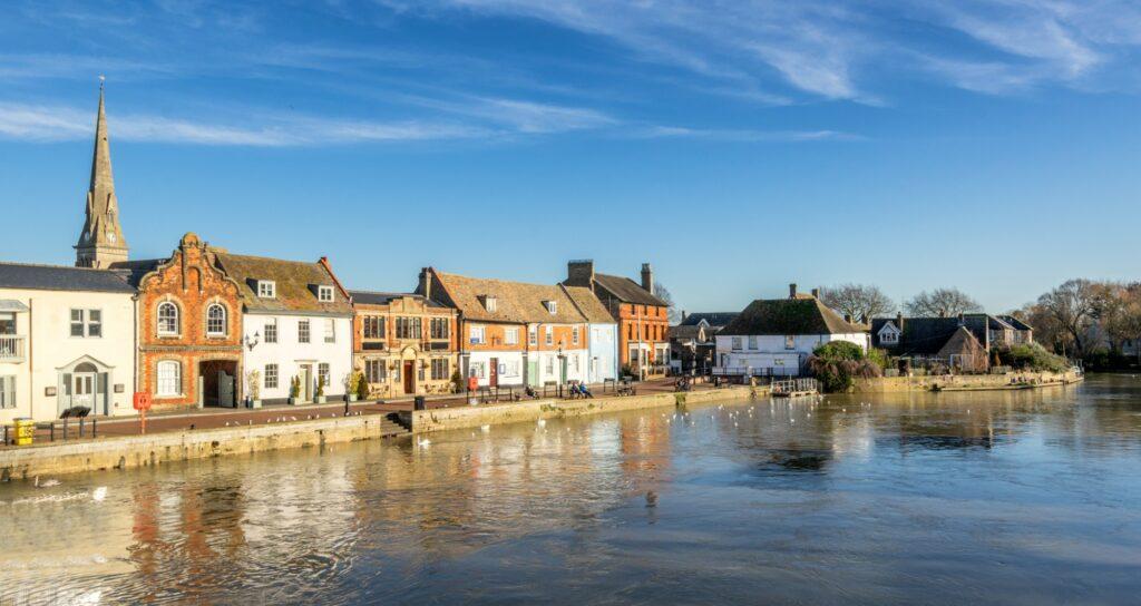 Property in Cambridgeshire