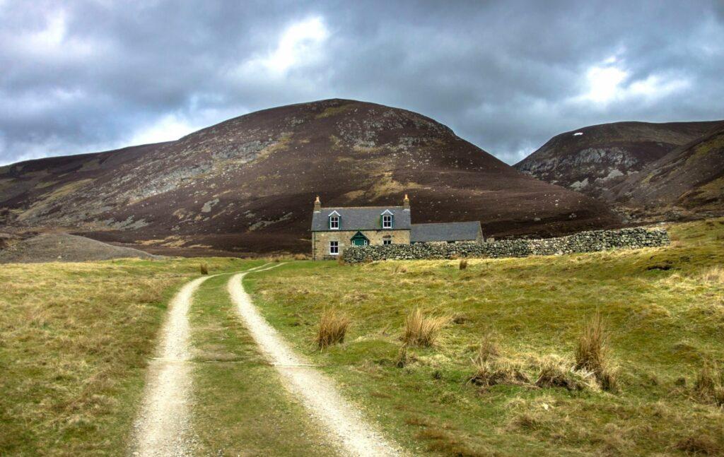 Cairngorms National Park Scotland