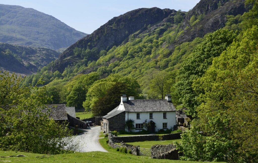 The Lake District Cumbria