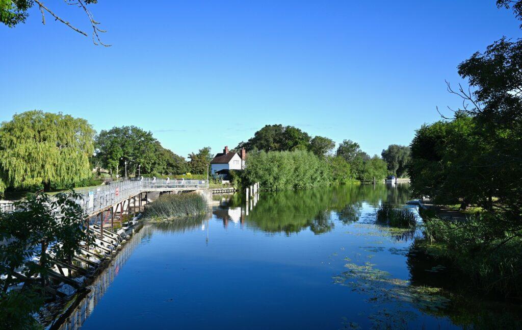 Dorchester on Thames