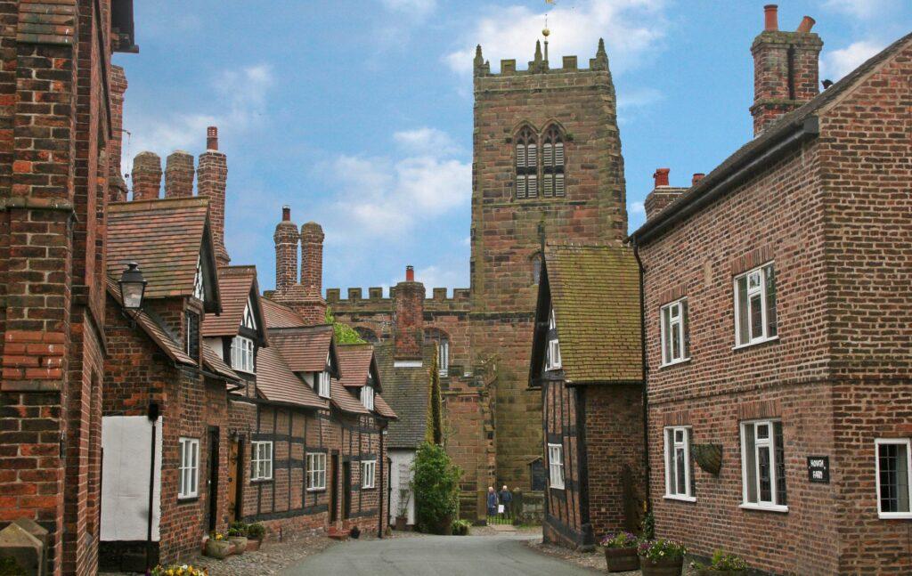 Budworth Cheshire