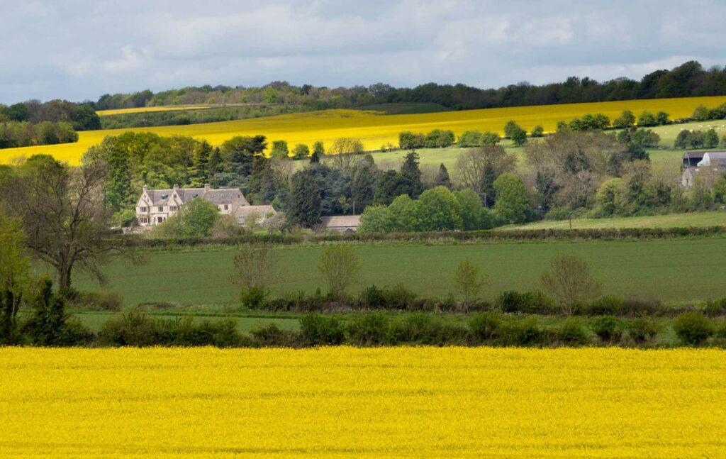 Nadder Valley, Wiltshire – Tisbury, Chilmark, Teffont Evias