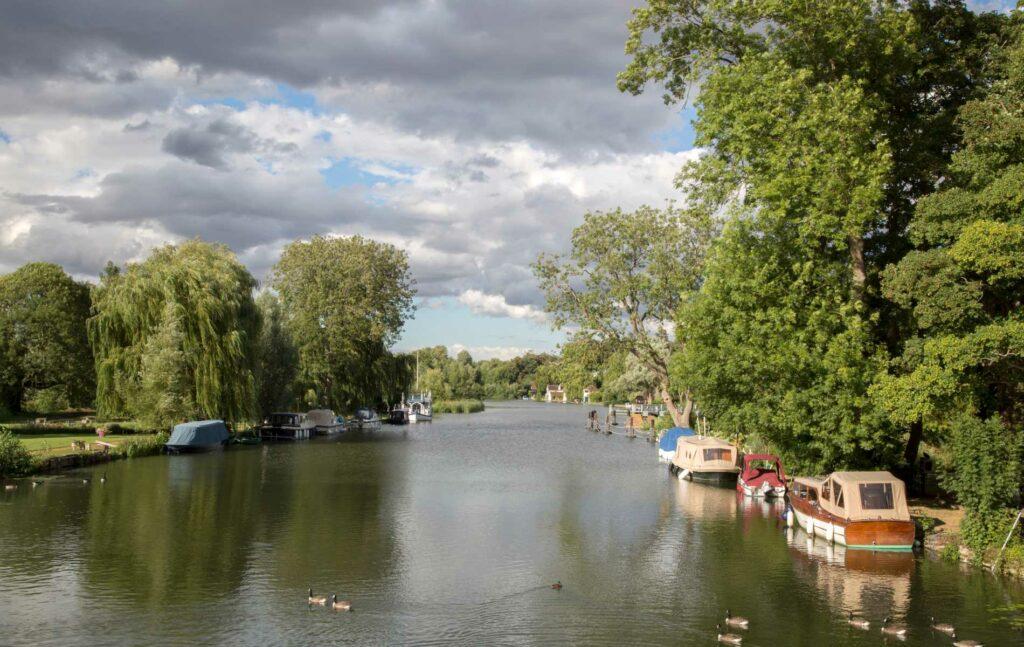 Goring-on-Thames (or Goring), Oxfordshire